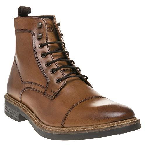Base London Prince Homme Boots Fauve