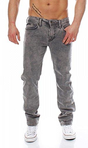 Denver Leder Gürtel (Big Seven Jake Denver Regular Fit Herren Jeans, Hosengröße:W36/L36)