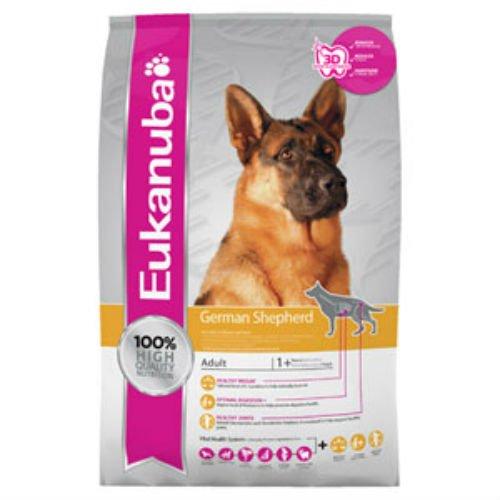 Eukanuba Adult Katzenfutter Hund Deutscher Schäferhund 12kg (Deutscher Schäferhund Adult)