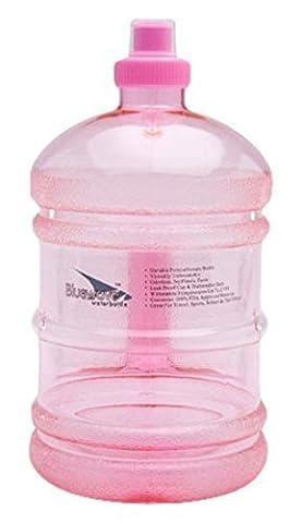 Bluewave Daily 8® BPA Cruche d'eau Gratuite - 1,9 litre (64 oz) Gen1 Rose