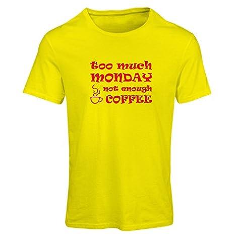 Costumes Aztèques Idées - T-shirt femme Trop de lundi ne suffit