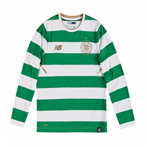 Celtic-Home-Shirt-2017-18-Long-Sleeve-Kids