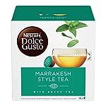 Nescafé Dolce Gusto Citrus Honey Black Tea Tè al Gusto di Agrumi Miele e Zenzero, 16 Capsule (16 Tazze)