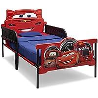 Preisvergleich für Delta Cars Kleinkindbett (Rot)