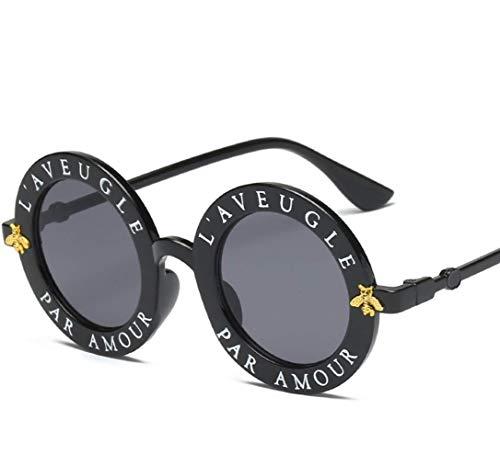 WYJW Für Damen \u0026 Damen 1950er Jahre Retro Vintage Style Runde Steampunk Sonnenbrille