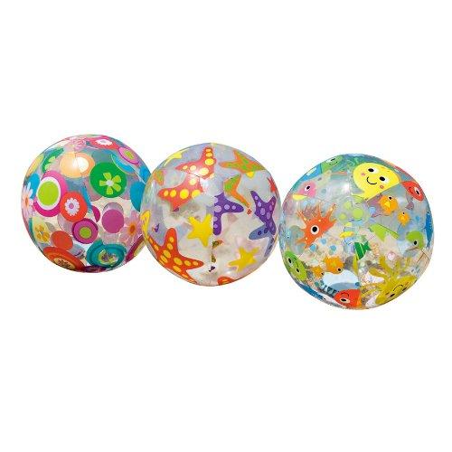 Intex Pallone Fantasia, Colore Assortito, 51 cm 59040
