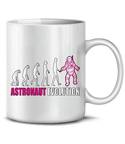 ASTRONAUT EVOLUTION 4675(Weiss-Pink)