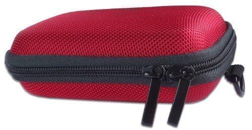bundlestar-hardcase-pure-red-s-kameratasche-rot-mit-schultergurt-und-grtelschlaufe-passende-modelle-