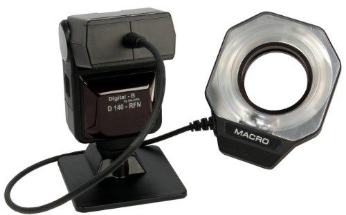 Bilora D140RF-S digitaler Ringblitz für Sony TTL