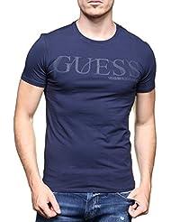 Guess - T Shirt M63i48 - J1300 G720 Marine