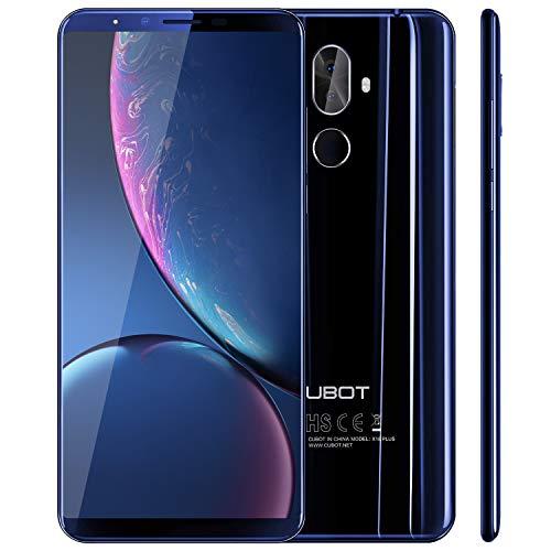 CUBOT X18 PLUS Pantalla 18:9/5.99' Teléfono Libre 4GB+64GB Azul【CUBOT OFICIAL】