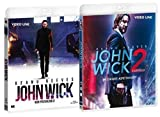 John Wick 1-2 (2 Film Blu Ray) - Edizione Italiana