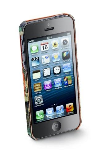 Cellularline SWKPEACEIPHONE5 Housse de protection pour iPhone 5/5S Paix