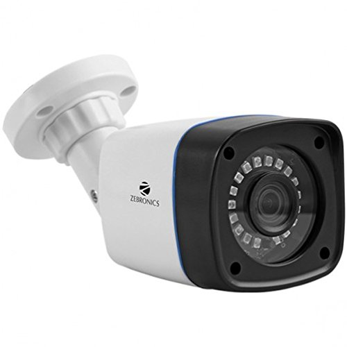 Zebronics AH1PB CCTV Security Camera (White)