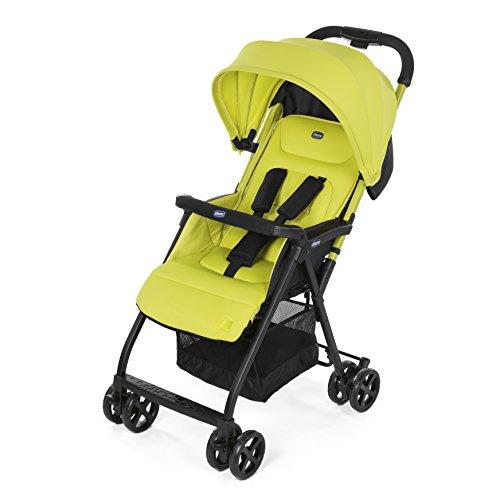 Chicco Ohlala - Silla de paseo ultraligera y compacta, 3,8 kg, color amarillo