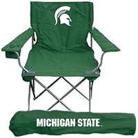 Rivalidad NCAA Michigan State Spartans–Silla plegable con bolsa