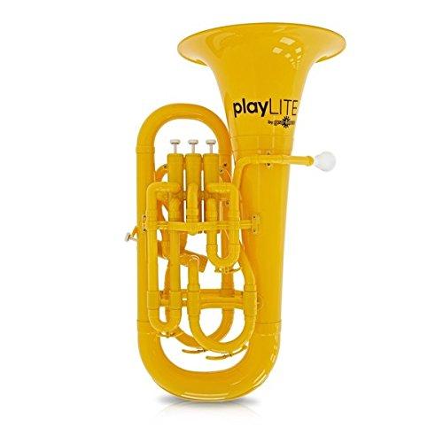 PlayLITE Hybrid-Euphonium von Gear4music gelb