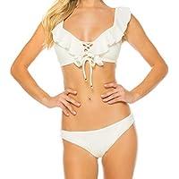 2019 Bikini Tanga Mujer Playa Brasileno Premium Sujetador Push-Up De Moda para Mujer Bikini De Playa,Mujer Sólido Trajes de baño Bikini Baños Traje Vendaje Tankini