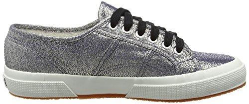 Superga 2750 Lamew Damen Sneakers Grau (980)