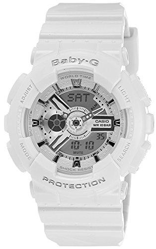 41CEqVFF69L - Casio BA 110 7A3DR BX018 Baby G Digital Women watch