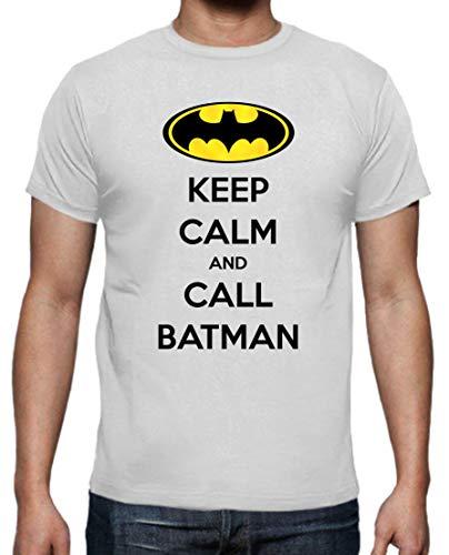 Camiseta de Hombre Batman Harley Quinn Jocker DC 2XL