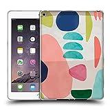 Head Case Designs Offizielle Ninola Organische Fettgedruckte Formen Wasserfarben Soft Gel Hülle für iPad Air 2 (2014)