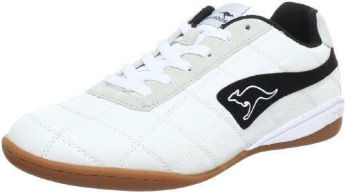 kangaroos-raoul-7320a-unisex-erwachsene-sneaker-weiss-wht-blk-005-eu-42