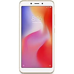 "Xiaomi Redmi 6A 5.45"" SIM Doble 4G 2GB 16GB 3000mAh Oro - Smartphone (13,8 cm (5.45""), 2 GB, 16 GB, 13 MP, Android, air) [Spanish version]"