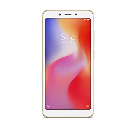 "Xiaomi redmi 6A 5.45"" Doble SIM 4G 16GB 2GB 3000mAh Or - smartphone (13,8 cm (5.45""), 2 GB, 16 GB, 13 MP, Android, Or) [versió espanyola]"