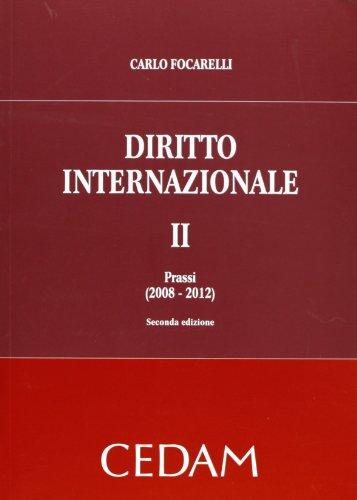 Diritto internazionale: 2