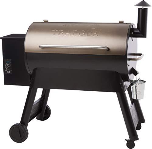 Traeger Grills TFB88PZBO Pro Series 34 Pellet Grill und Smoker 884 Q. - Pellet Grill Smoker
