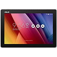 ASUS ZenPad Z300M 6A038a 25,6cm (10,1pulgadas) funda PC (Mediatek 8163QuadCore, 2GB, 16GB eMMC, Mali T720Graphics, WiFi, Android 6) gris oscuro