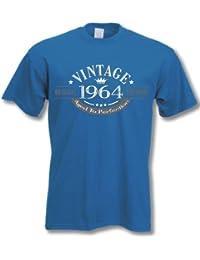 1964 Vintage Year - Cadeau d'anniversaire 53 ans T-Shirt