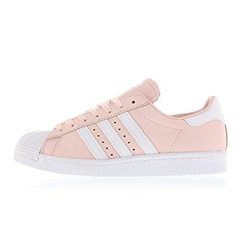 adidas Superstar 80s W, Chaussures de sport femme - rose