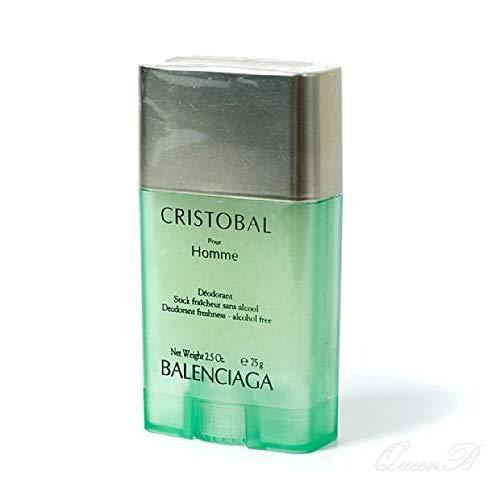 Balenciaga - Cristobal pour Homme Deodorant Stick - alcohol free 75g