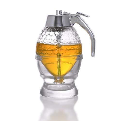 Hunnibi Dispensador miel - tapa fácil recarga