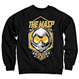 Offizielles Lizenzprodukt The Wasp Sweatshirt (Schwarz)