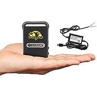 **, nuevo** Incutex GPS Tracker TK104 de coche-cable, cable/rastreadordetectable/sensor de GPS/GSM/GPRS Alcance de medición, seguridad, lugares de personas (niños, personas), protección contra robo (coche, barcos), también de vehículo de localización de vehículos, gestión de flotas /// Modo SOS, Geo josefsteiner y diferentes alarmas
