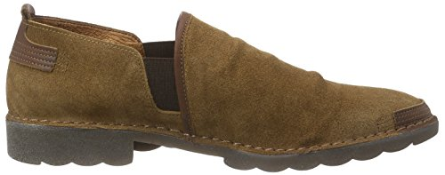 FLY London Coxe447fly, Mocassins homme Marron - Braun (CAMEL/TAN 002)