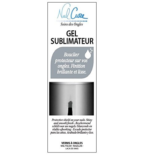 VERNIS A ONGLES SOIN GEL SUBLIMATEUR NAIL CURE