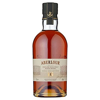 Aberlour Scotch Whisky 16 Year Old 70cl - (Pack of 6)