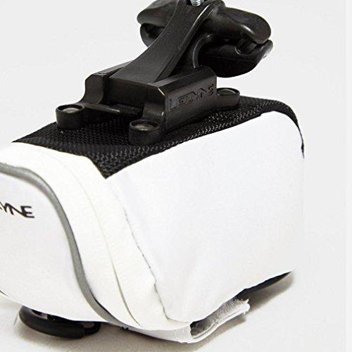 Micro Caddy QR Satteltasche Weiß