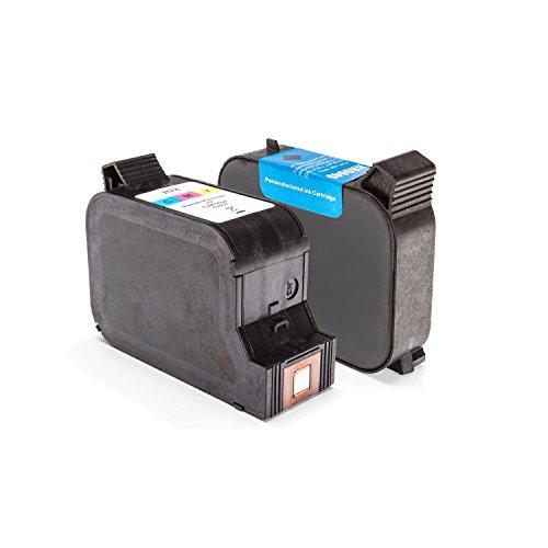 Inkadoo Tinte kompatibel zu HP DeskJet 930 C SA308AE 45, 78 SA308AE, 2X Premium Drucker-Patrone Alternativ, Schwarz, Cyan, Magenta, Gelb, 39 & 45 ml