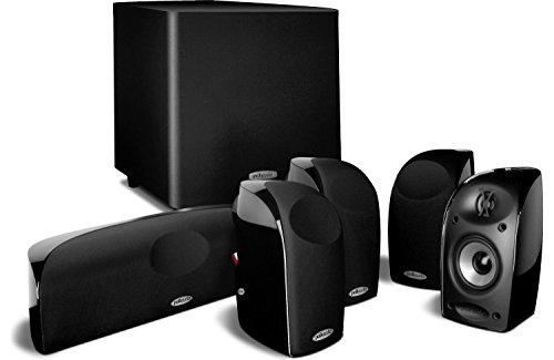 Polk TL600 675W Blackstone 5.1 Speaker Home Cinema Pack