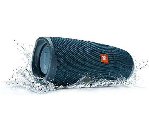 Portable Speaker|Jbl|Charge 4|Portable/Waterproof/Wireless|Bluetooth|Blue|Jblcharge4Blu