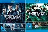 Grimm - Staffel 1 + 2 im Set - Deutsche Originalware [10 Blu-rays]