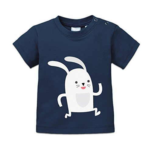 Character Baby T-shirt (Bunny Character Baby T-Shirt by Shirtcity)