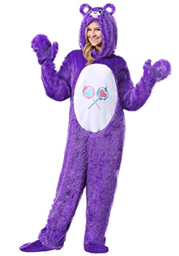 Care Bears Adult Classic Share Bear Fancy dress costume Small