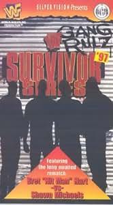 WWF: Survivor Series 1997 [VHS]