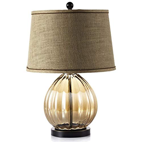 Ywqwdae Glaslampen-Moderne Mode-kreative dekorative amerikanische Landschafts-Schlafzimmer-Kopfende-Moderne Beleuchtung - Moderne Landschaft Beleuchtung